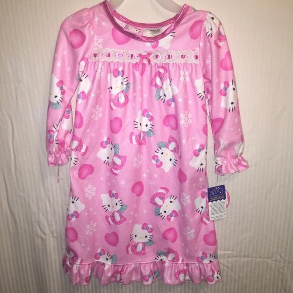 015e3b5d6 Hello Kitty Pajamas | 325 Nwt Infant 24months Night Gown | Poshmark